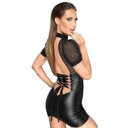 Kleid mit freiem Rücken