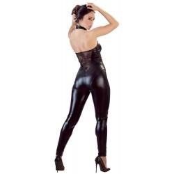 Lack-Panties mit Zip