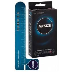 MY.SIZE 47 mm 3er