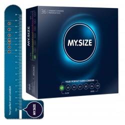Kondome »MY.SIZE 47 mm«, mit wenig Eigengeruch, 36er
