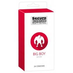 Kondome »Big Boy«, 60mm, 24er