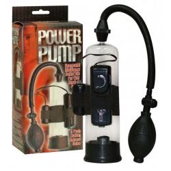 Penispumpe »Power Pump« mit Pumpball und Vibration