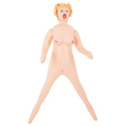 Liebespuppe »Sexy Gretel« mit 3 Öffnungen