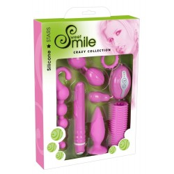 7-teiliges Toy-Set »Crazy Collection«, rosa