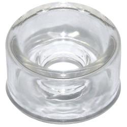 Ersatzmanschette für Pumpen, transparent