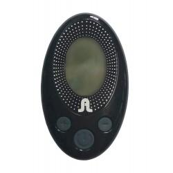 Analplug mit 12 Vibrationsrythmen, wiederaufladbar