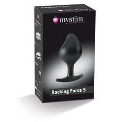 E-Stim-Buttplug »Rocking Force«, bi-polar, Silikon