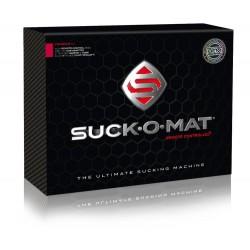 Masturbator »SUCK-O-MAT® REMOTE CONTROLLED«, strombetrieben
