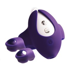 Fingervibrator-System »Kimi«, 10 Vibrationsmodi in 5 Intensitäten