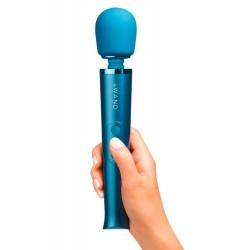 """Massagestab """"Petite"""" mit 6 Vibrationsmodi in 10 Geschwindigkeiten, blau"""