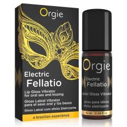Lipgloss »Electric Fellation« für kribbelnde Küsse, 15 ml