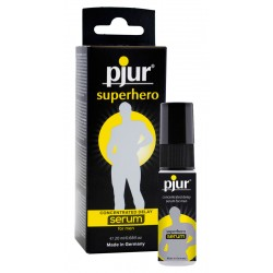 Creme »Superhero Delay Serum«, 20 ml
