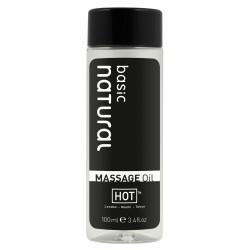 Massageöl »Basic Natural«, 100 ml