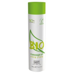 Massageöl »Bio Ylang-Ylang«, vegan und aus kontrolliert biologischem Anbau, 100 ml