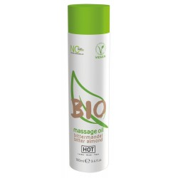 Massageöl »Bio Bittermandel«, vegan und aus kontrolliert biologischem Anbau, 100 ml