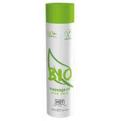 Massageöl »Bio Aloe Vera«, vegan und aus kontrolliert biologischem Anbau, 100 ml