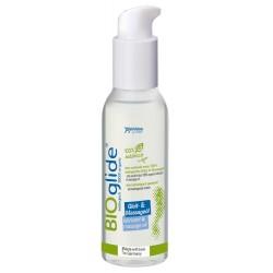 Gleitöl »BIOglide Gleit-& Massageöl« aus 100% biologischen Inhaltsstoffen, sensitive, duftneutral, 125 ml