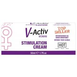 V-Activ Stimulation Cream, 50 ml