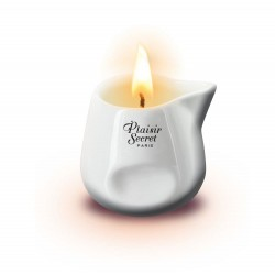 Massagekerze »Massage Candle Kokos« wird zum Massageöl, 80 ml