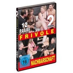 Erotik-DVD »Frivole Nachbarschaft«