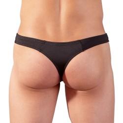 Riostring mit Öffnungen für Penis und Hoden