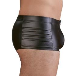 Pants im schwarzen Mattlook