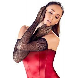 Handschuhe, ellbogenlang