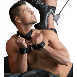 Hals-Handfesseln, stabil, stufenlos verstellbar